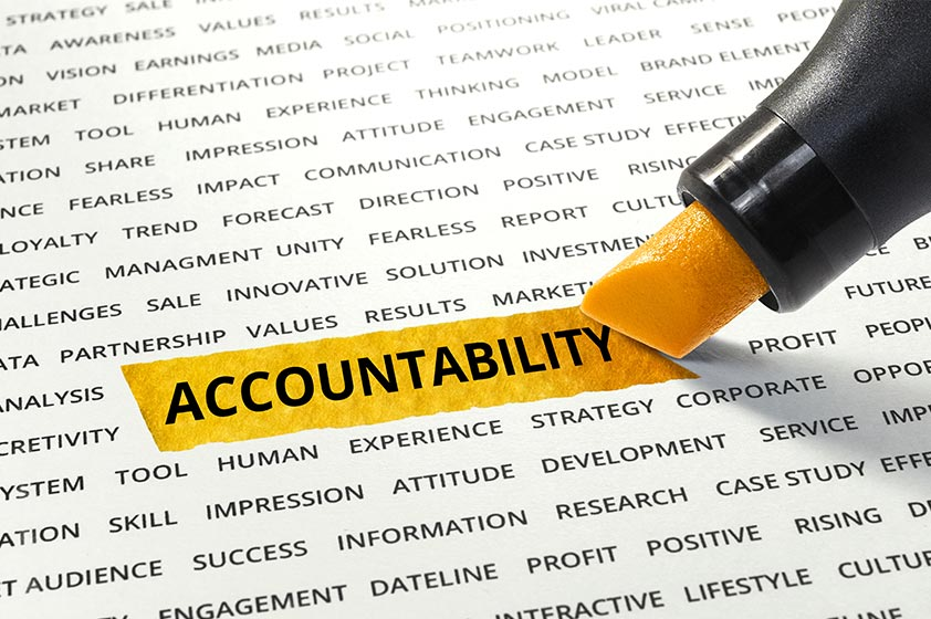 Accountability and cashflow goals by PCR Accounting & Advisory in Melbourne