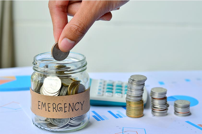 Emergency fund info by PCR Accounting & Advisory in Melbourne