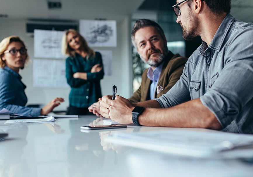 Board Strategy Meetings