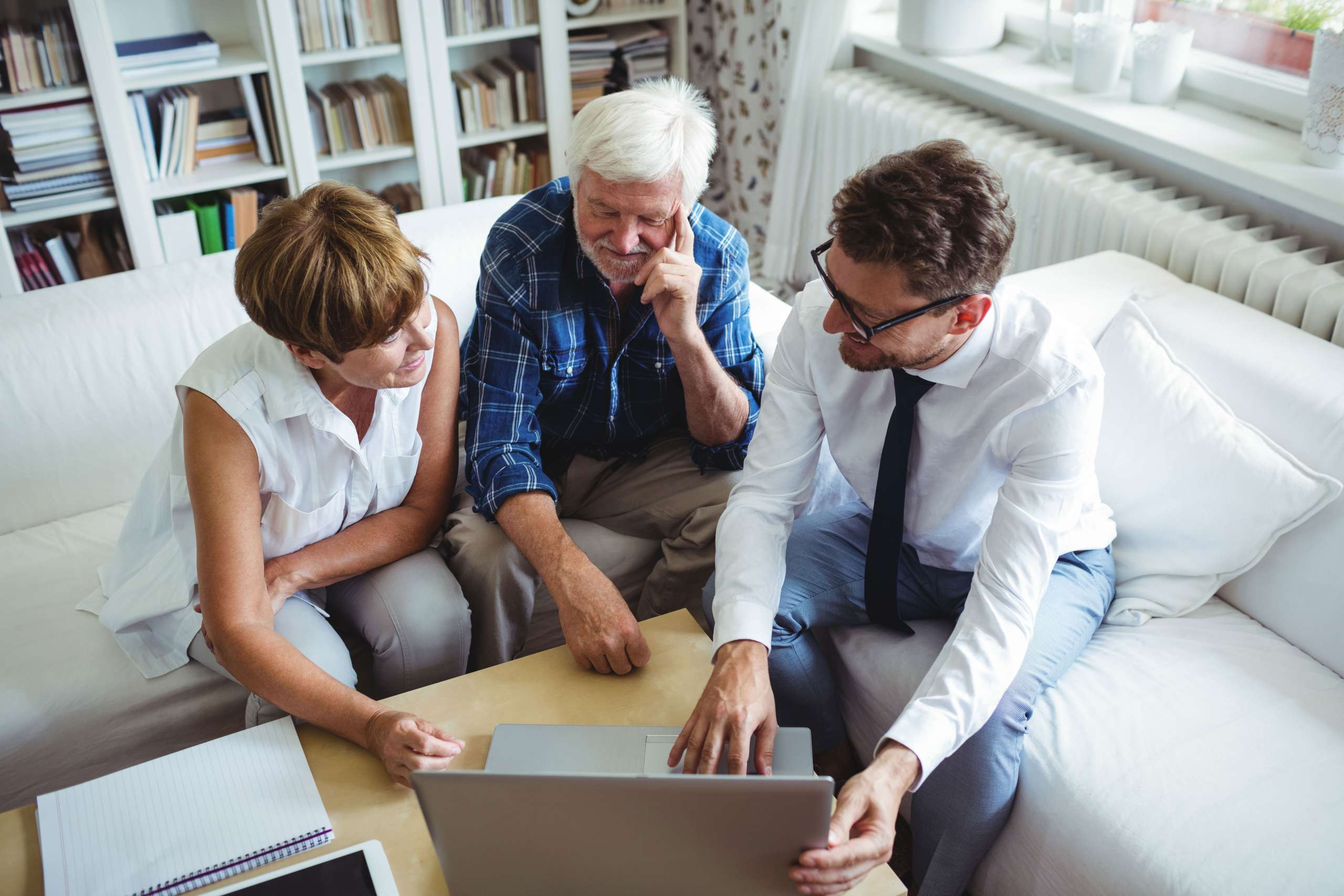 PCR Accounting & Advisory Melbourne offer estate planning advice and preparation service.